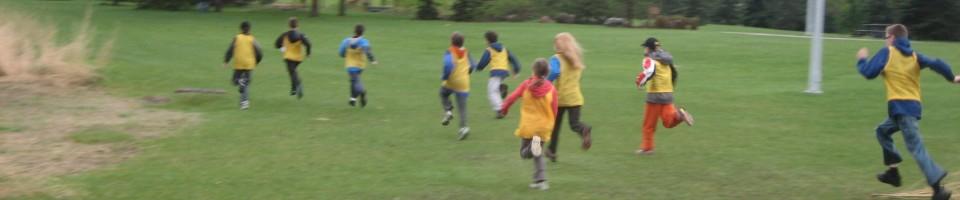 Kids Run Wild