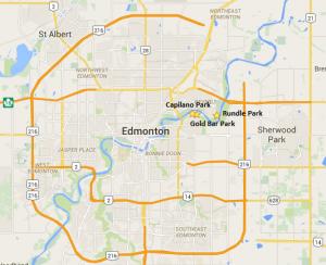 East Edmonton Parks